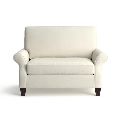 Bassett Furniture - Davenport Chair and a Half
