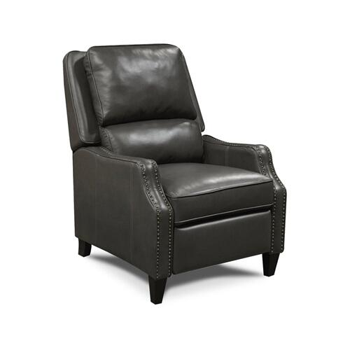 Leather Fiona Chair with Nails