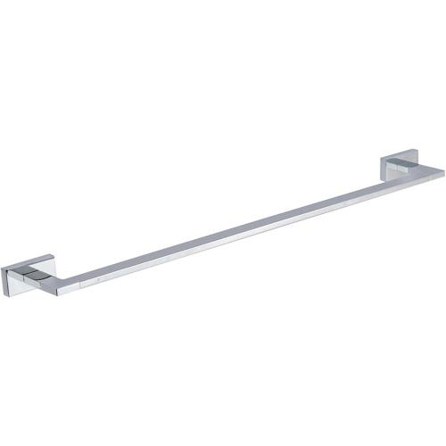 Axel Bath Towel Bar 24 Inch Single - Polished Chrome