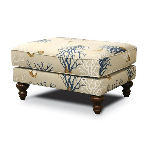 Capris Furniture - 498 Ottoman