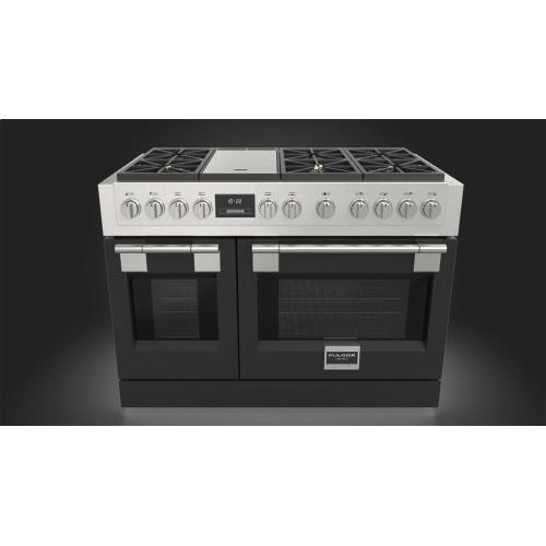 "48"" All Gas Pro Range - Matte Black"