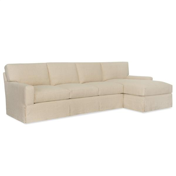 See Details - Track Arm Deep Sectional