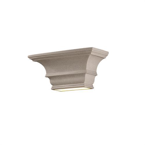 Rectangular Concave w/ Glass Shelf