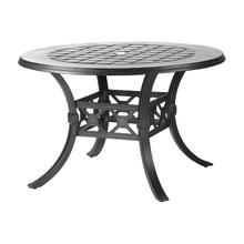"""View Product - Madrid II 48"""" Round Dining Table"""