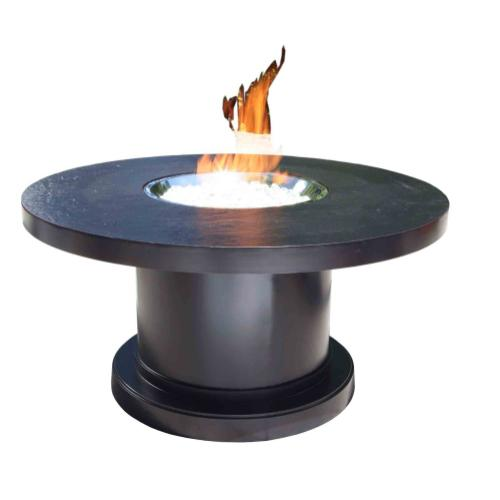 """Venice 48"""" Chat Outdoor Fire Pit"""