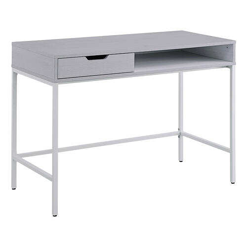 "Contempo 40"" Desk With Drawer and Shelf"