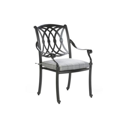 Lisbon Stackable Dining Arm Chair