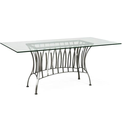 Johnston Casuals - Genesis Rect. Dining Base