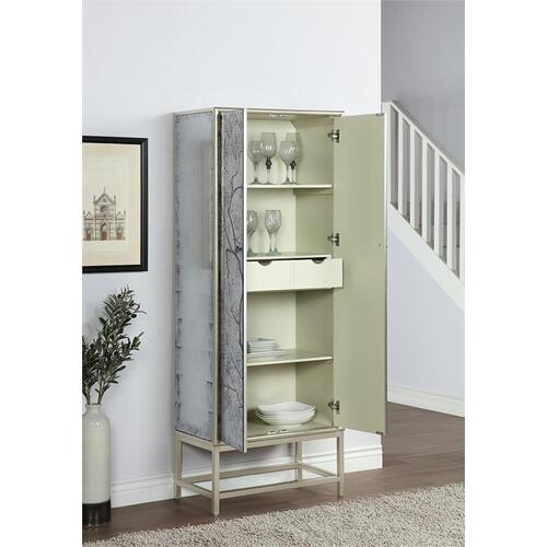 1 Drw 2 Dr Tall Cabinet