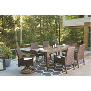 7-piece Outdoor Dining Set Product Image