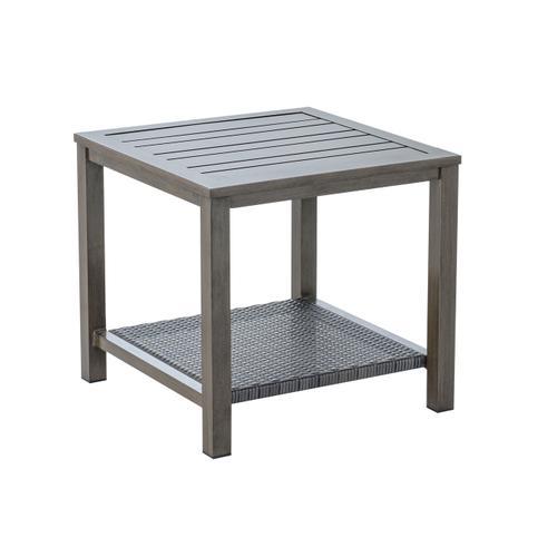 """Alfresco Home - Kennett 24"""" Square Side Table"""