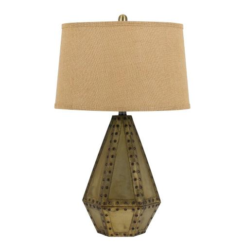 150W Cuero Metal Table Lamp