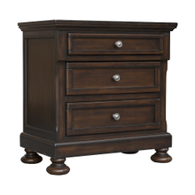 Willow Ridge Hand Finished Nightstand           (1936-0381,852007)