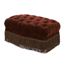 Tufted Chair Ottoman - Grp2/Opt1
