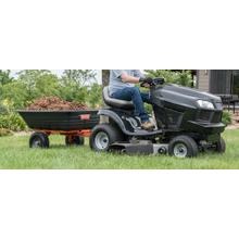 "Utility ""12"" Poly Cart - 45-0552"