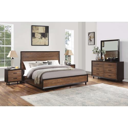 Flexsteel - Alpine Queen Bed