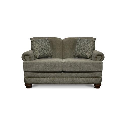 V5Q6N Loveseat with Nails