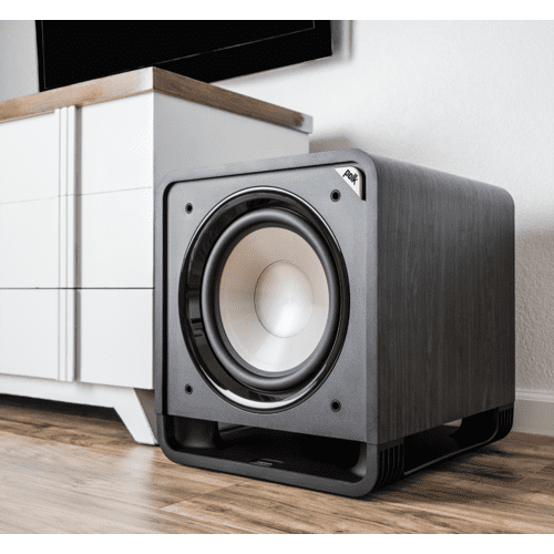 "12"" Subwoofer with Power Port Technology in Washed Black Walnut"