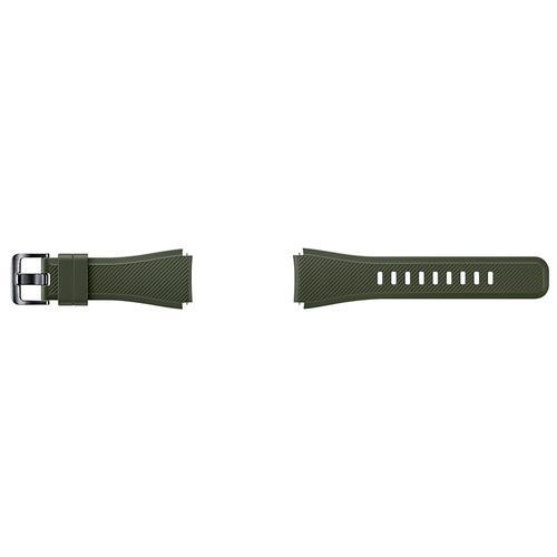Silicon Band (22mm) Kahki