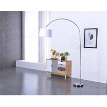 2800 STEEL Arc Floor Lamp