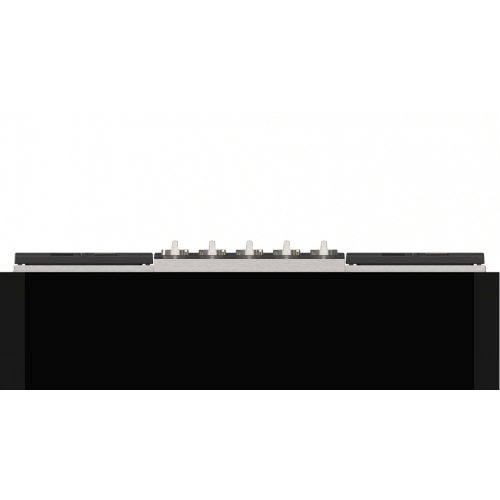 "30"" Pro Gas Cooktop - Stainless Steel"