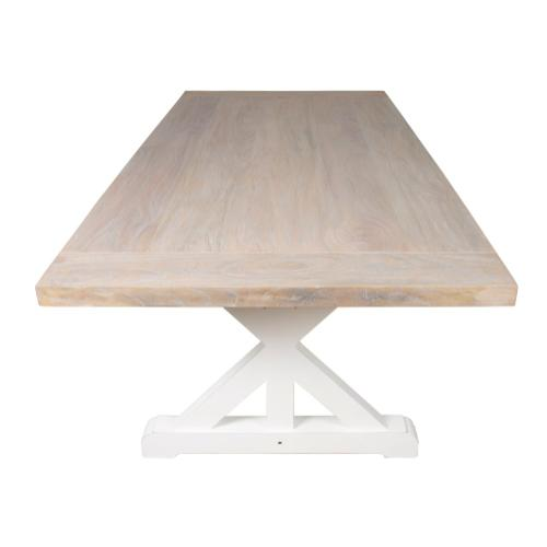 Dining Table, Available in Hampton Brown or Hampton Grey Finish.