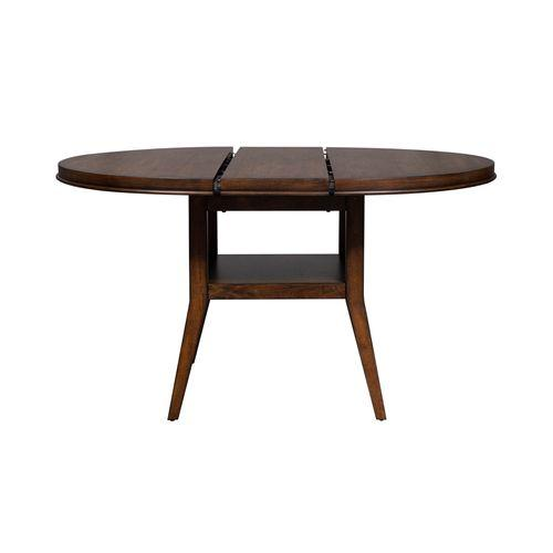 Liberty Furniture Industries - Oval Pedestal Table
