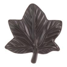 View Product - Vineyard Leaf Knob 2 Inch - Aged Bronze