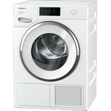See Details - TXR 860 WP Eco & Steam - T1 Heat-pump tumble dryer with Miele@home and SteamFinish for smart laundry care.
