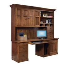 See Details - Desk and Hutch