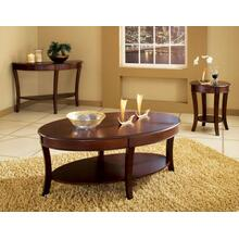 Troy 3-Piece Set(Cocktail & 2 End Tables)