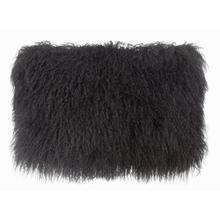 Product Image - Tibetan Sheep Dark Grey Long Pillow