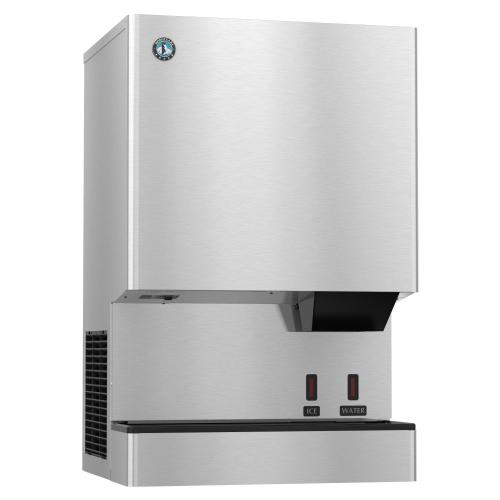 DCM-500BAH-OS, Cubelet Icemaker, Air-cooled, Hands Free Dispenser, Built in Storage Bin