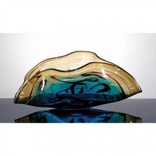 Furniture of America - Tiffany Decorative Plate (2/box)