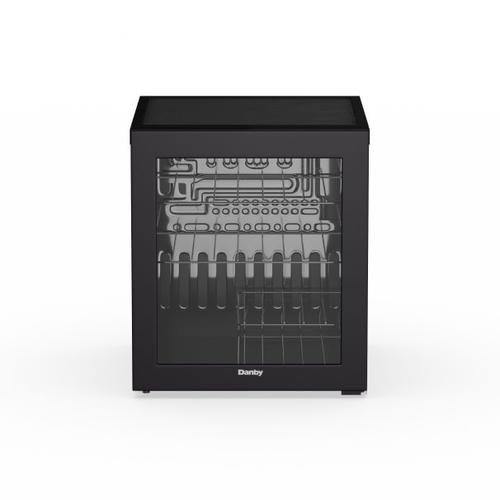 Danby - Danby 16 Bottle Wine Cooler