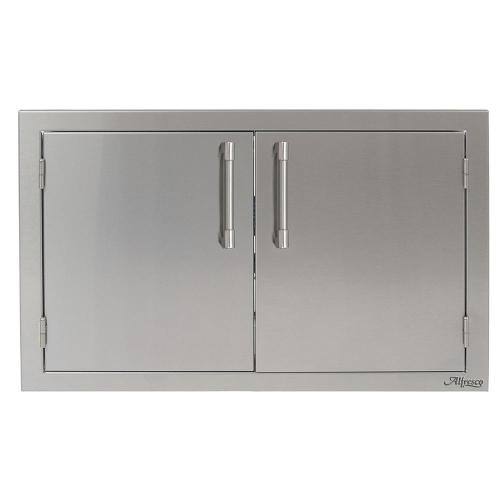 """Alfresco - 36"""" Double Sided Access Door"""