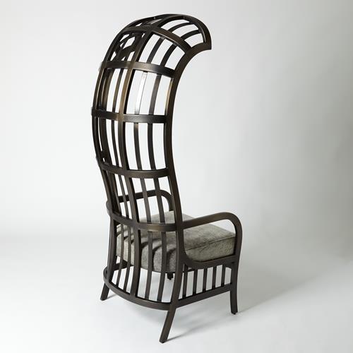 Cascade Chair-Muslin