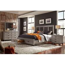 Thornton Panel Storage Bed