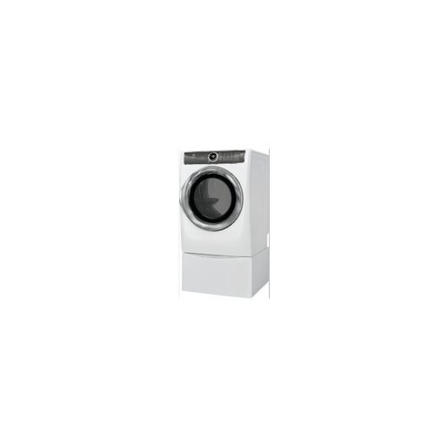 Electrolux - Front Load Perfect Steam™ Gas Dryer with PredictiveDry™ and Instant Refresh - 8.0. Cu. Ft.