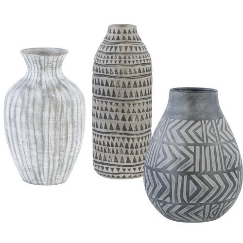 Natchez Vases, S/3