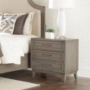 Vogue - Three Drawer Nightstand - Gray Wash Finish Product Image