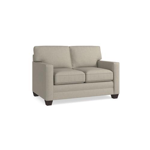 Bassett Furniture - Alexander Track Arm Loveseat