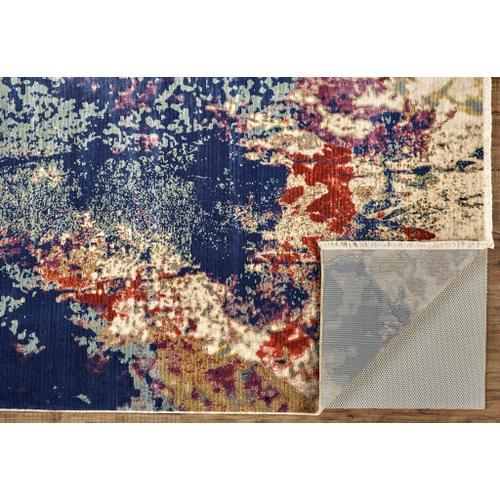 Feizy - TORINA 3886F IN BLUE-MULTI