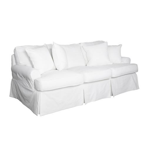 Horizon Slipcovered Sofa - Color: 423080