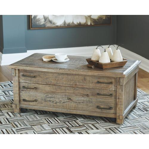 Naffenburg Lift-top Coffee Table