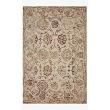 View Product - HAE-03 Taupe / Rust Rug