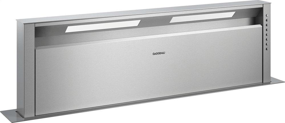 400 Series Backsplash Ventilation 48'' Stainless Steel Photo #2