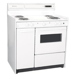 """Brown Stove Works - 36"""" Free Standing Electric Range"""