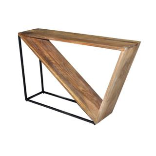 Trinidad Angled Console Table