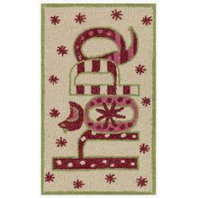 View Product - Hsk18 Ivory / Red Rug